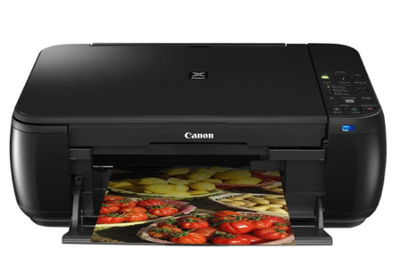 Printer-Canon-MP-495–mengganti-katrid-nya